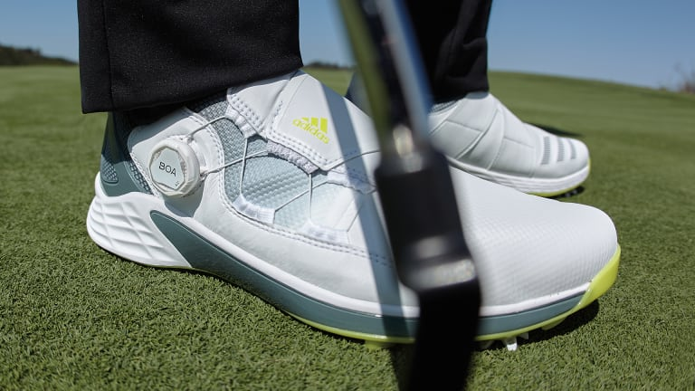 adidas launches its next-generation golf shoe, the ZG21