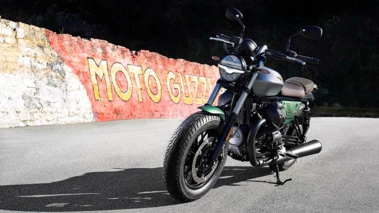 Moto Guzzi celebrates a century of Italian motorcycle history