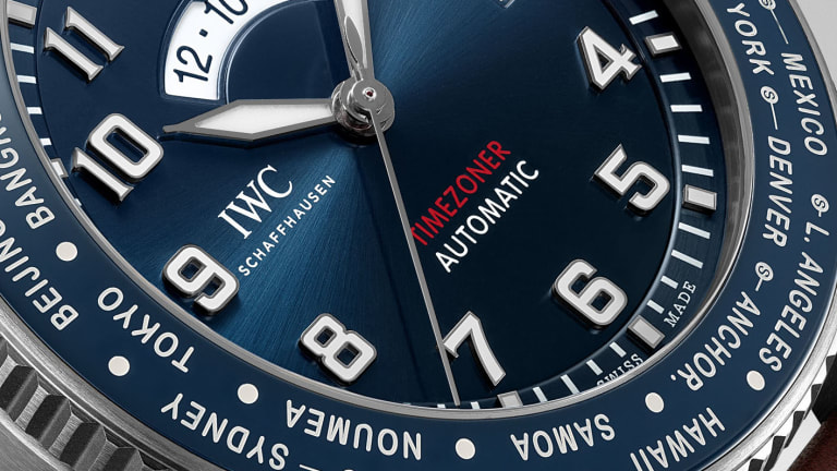 """IWC adds the Timezoner to its collection of """"Le Petit Prince"""" special editions"""