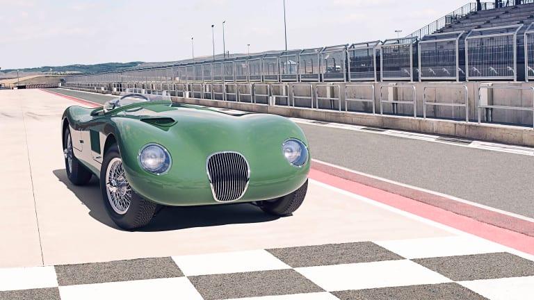 Jaguar announces a new continuation program for the C-type