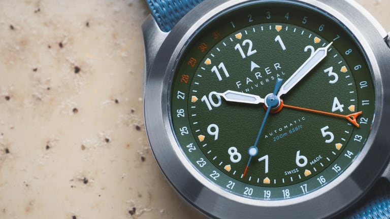 Farer unveils its new Field Watch collection