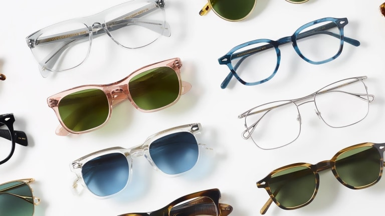 Moscot celebrates NYC with its Spring 21 collection