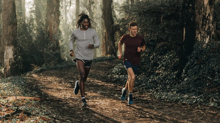 Tracksmith ventures out west for a new collaboration with Taylor Stitch