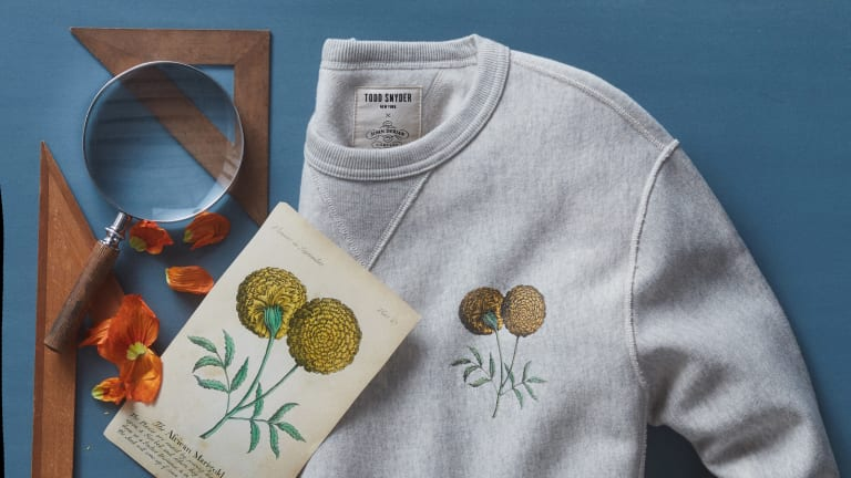 Todd Snyder launches its new collection with John Derian