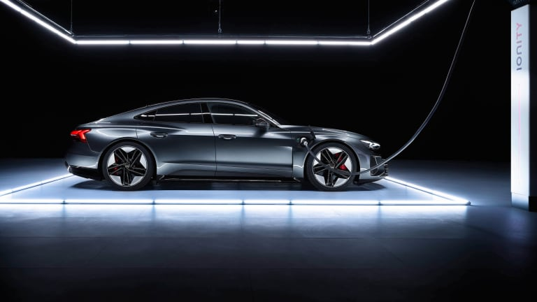 Audi unveils the highly-anticipated e-tron GT
