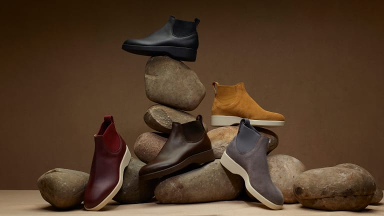 Marc Newson releases his second boot collection with R.M.Williams