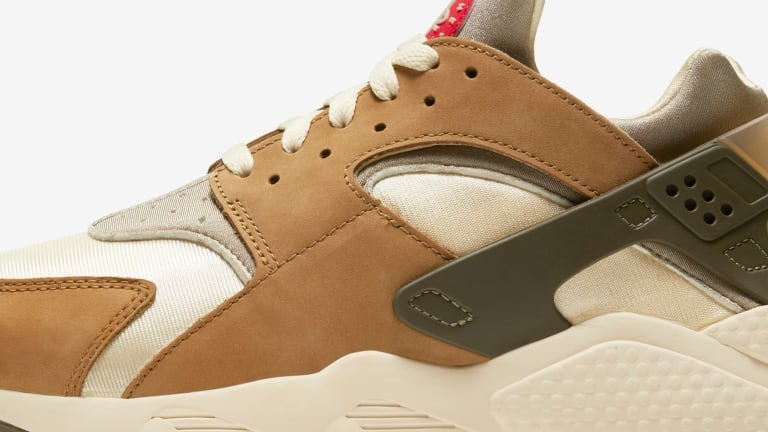Nike and Stussy partner up again with a limited edition Air Huarache