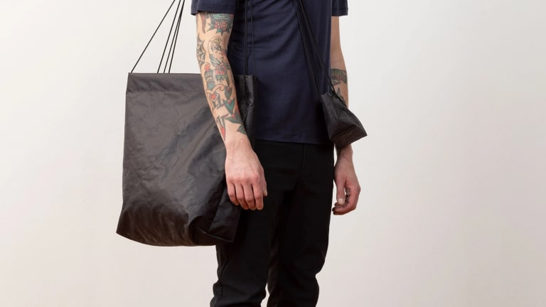 Outlier brings its Nexhigh fabric to the new Suspension Tote