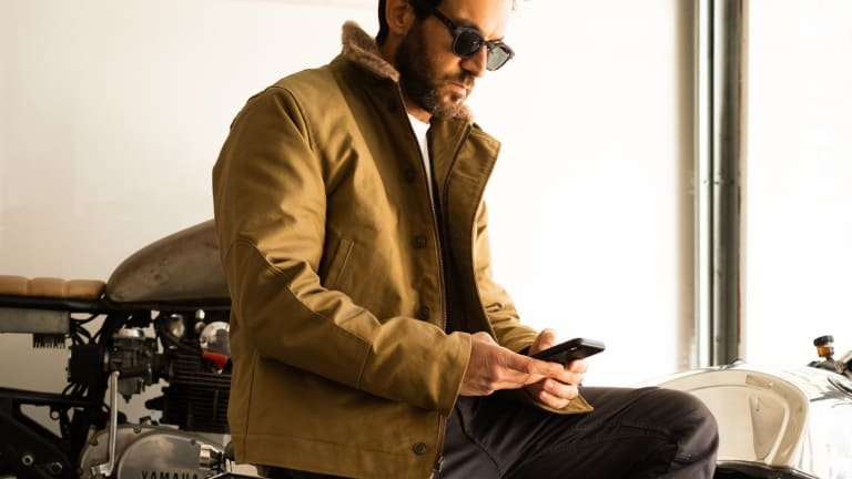 Jane Motorcycles releases a motorcycle-ready Deck Jacket inspired by the WW2-era N1