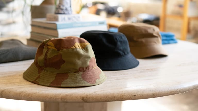 3sixteen delivers a year-round essential with their new Bucket Hats