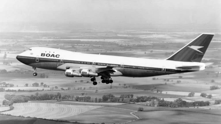Globe-Trotter and British Airways celebrate the retirement of one of the most important aircraft in aviation history