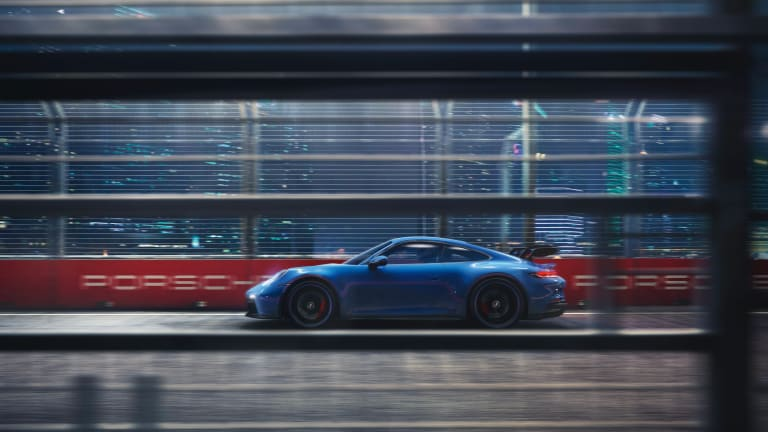 Porsche brings its latest racing tech to the street with the new 911 GT3