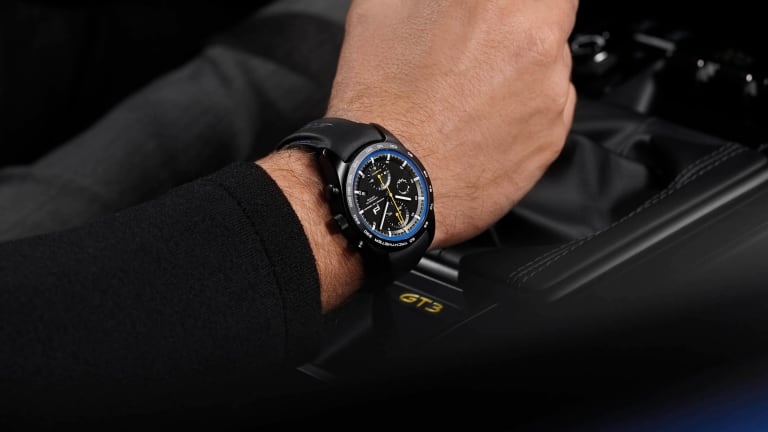 Porsche Design brings the new GT3 to your wrist with their new chronograph