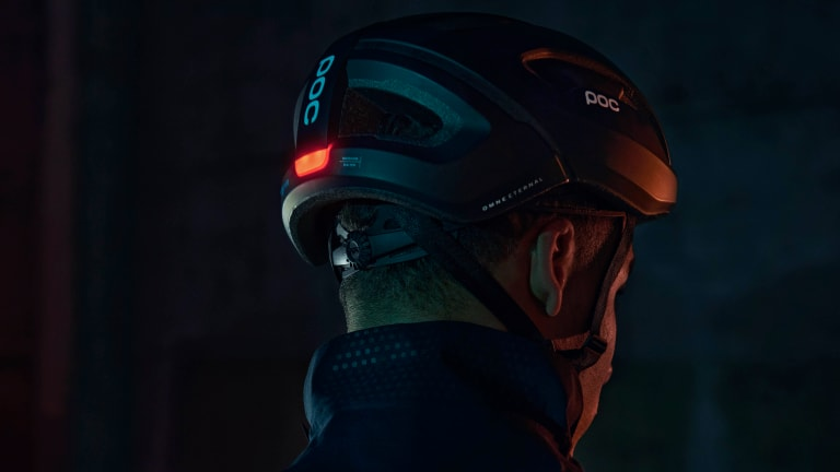 POC unveils its latest helmet safety innovation with the Omne Eternal
