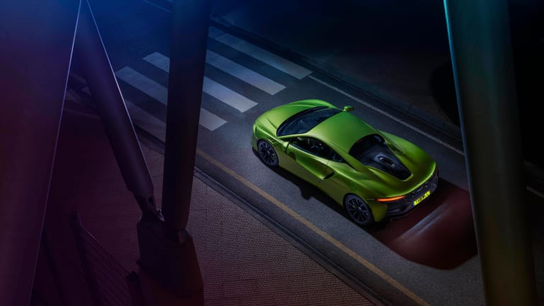 McLaren unveils the Artura, its first series production hybrid supercar