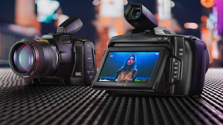Blackmagic announces its new Pocket Cinema Camera 6K Pro