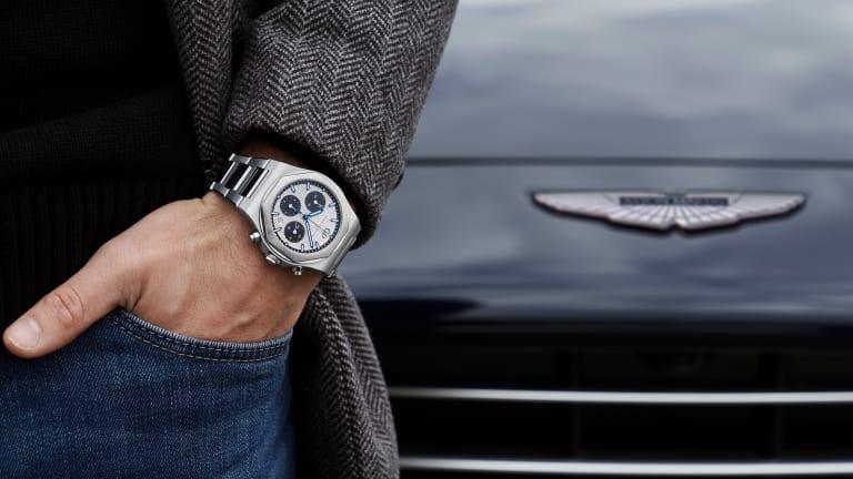 Aston Martin announces Girard-Perregaux as its Official Watch Partner