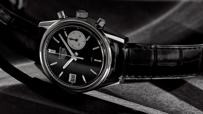 Hodinkee launches the TAG Heuer Carrera 'Dato' Limited Edition