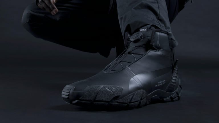 Nemen and Puma release a special edition of the Centaur Mid