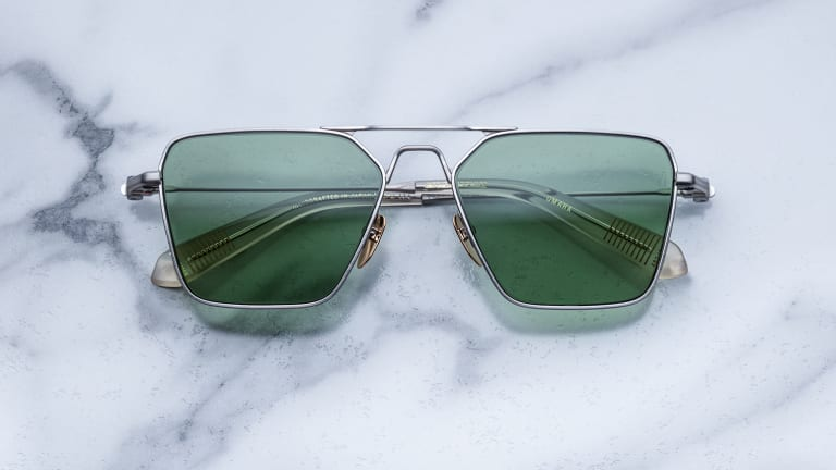 Jacques Marie Mage takes inspiration from military aviators for its new Omaha and Bastogne frames