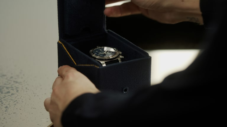 Breitling launches its new watch subscription service, #BreitlingSelect
