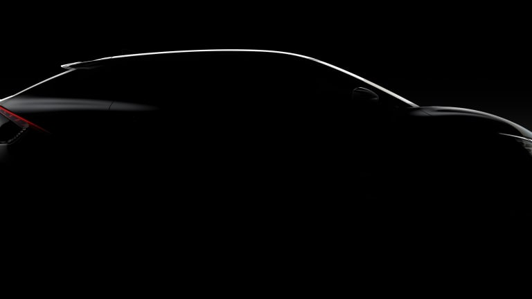 Kia teases its first fully electric model, the EV6