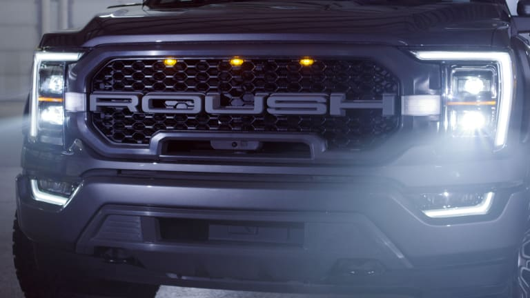 Roush brings an all-new look to the F-150 with its latest upgrade package
