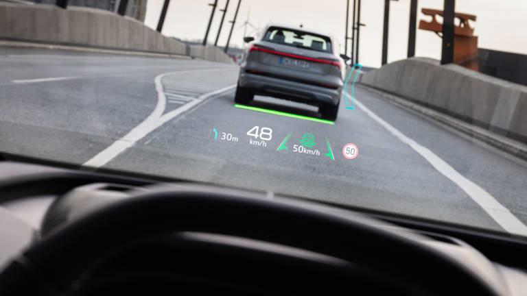 Audi previews its near-production Q4 e-tron
