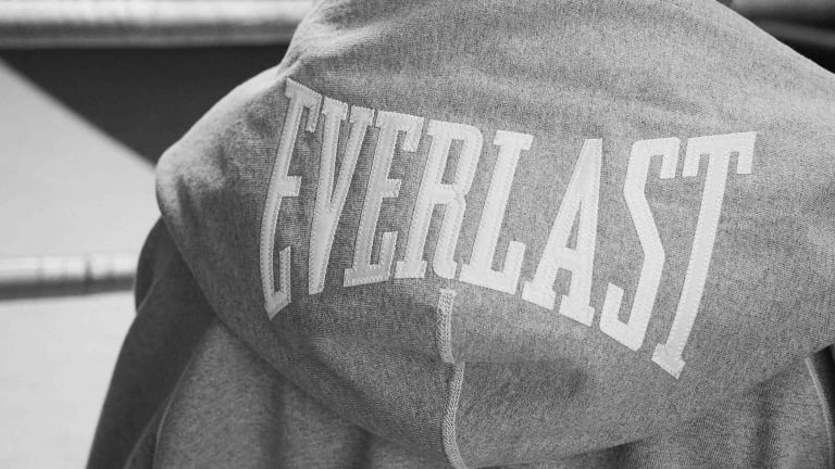 Reigning Champ releases its latest collection with Everlast