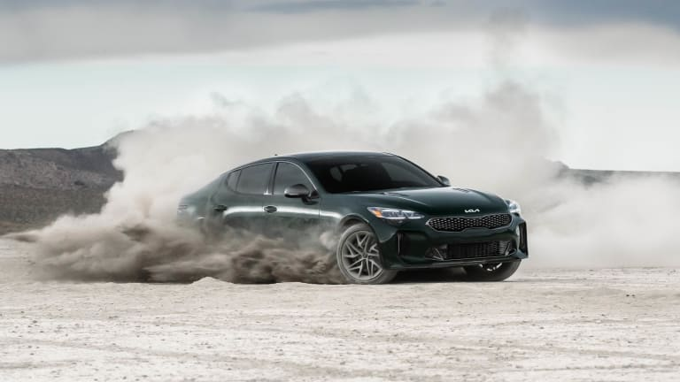 Kia updates the Stinger lineup with a boost in performance for the 2022 model year