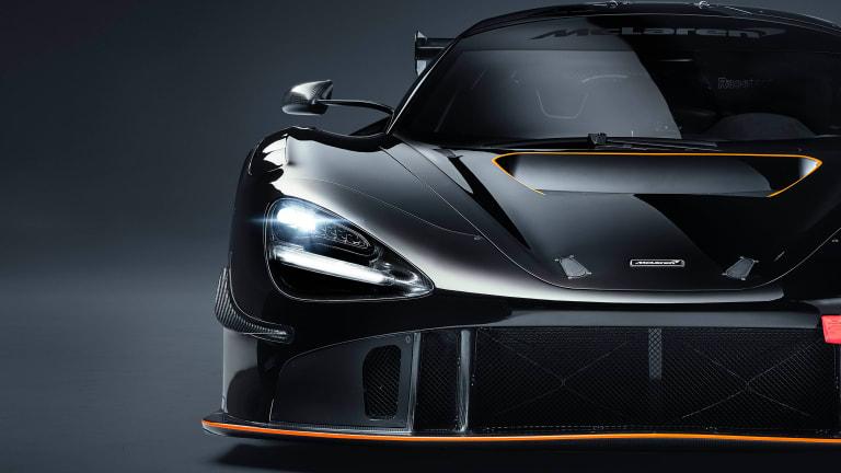 McLaren Customer Racing introduces the 720S GT3X