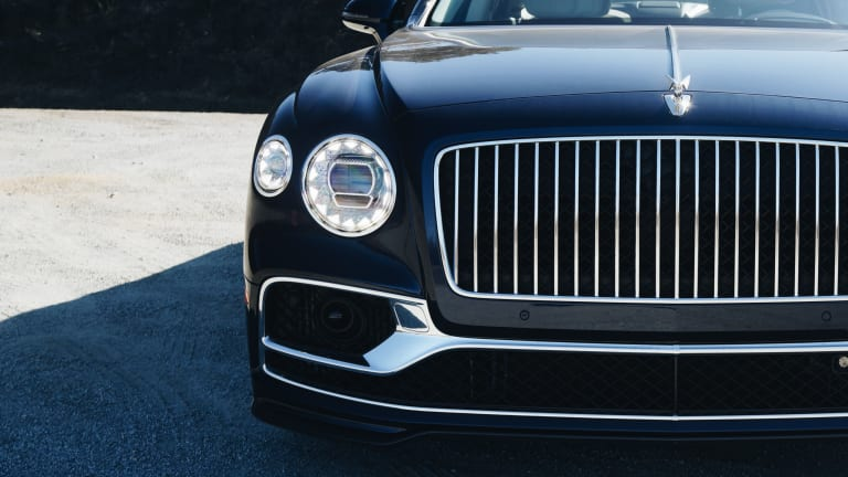 The Details | A look at the fantastical flourishes of the Bentley Flying Spur
