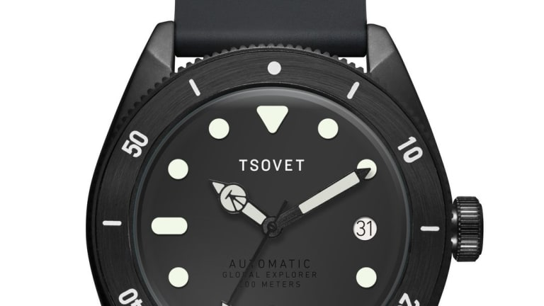 Tsovet releases its latest diver, the JMT-DW42