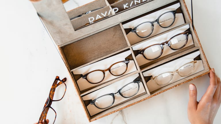 David Kind showcases the eyewear expertise of Sabae, Japan in their new NihonXpress collection