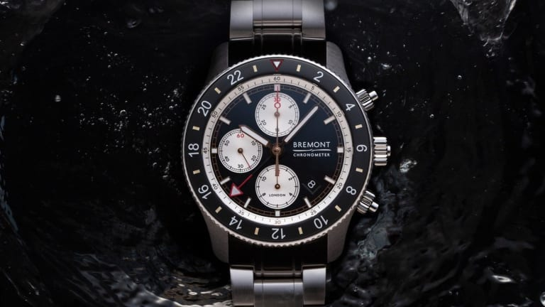 Bremont introduces its first Supermarine diving chronograph