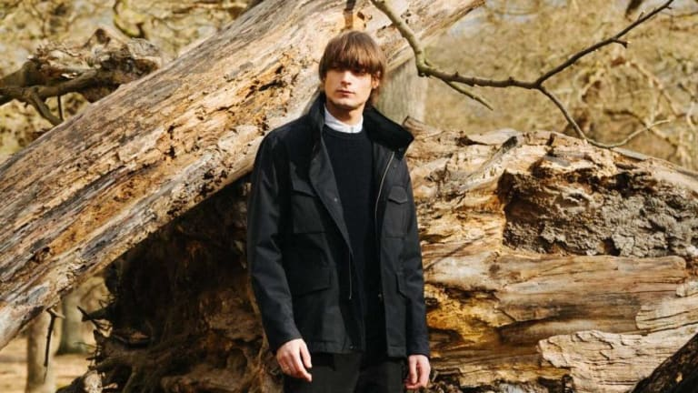 Norse Projects injects its new field jacket with Graphene