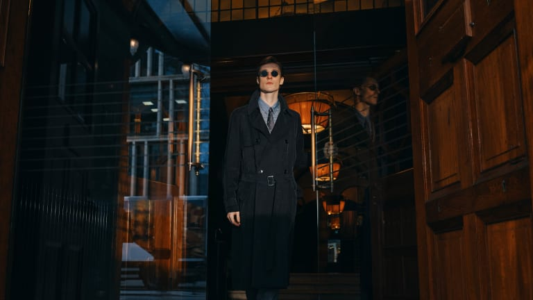 Giorgio Armani releases an exclusive collection with Mr Porter