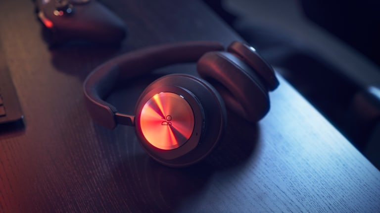 Bang & Olufsen launches its first wireless gaming headphone