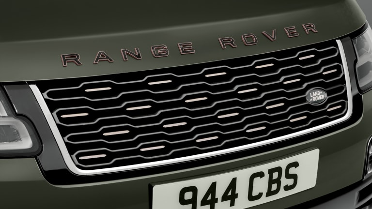 Land Rover introduces its most luxurious Range Rover yet, the SVAutobiography Ultimate