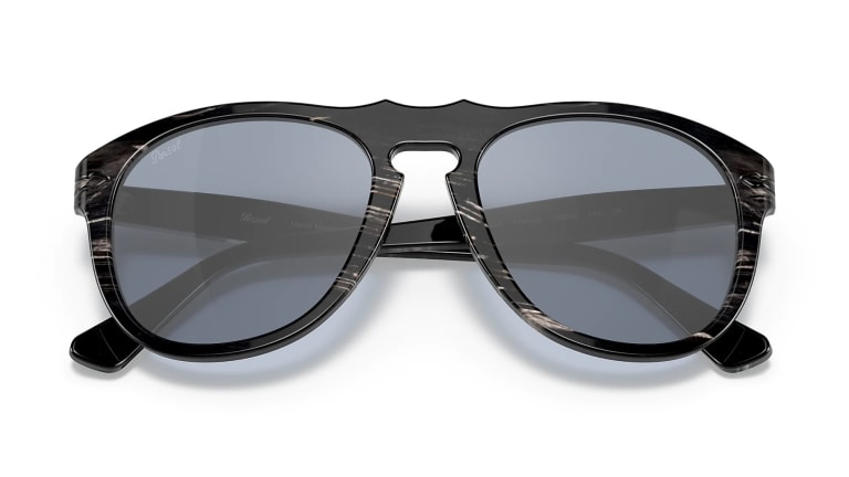 Persol releases the 649 in genuine buffalo horn
