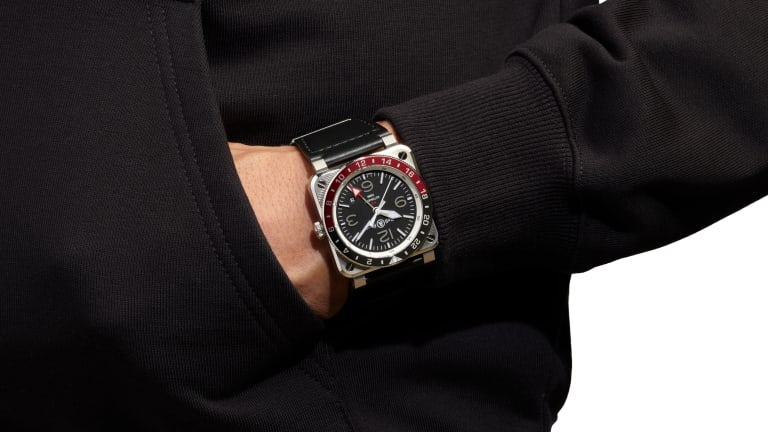 Bell & Ross introduces the BR 03-93 GMT