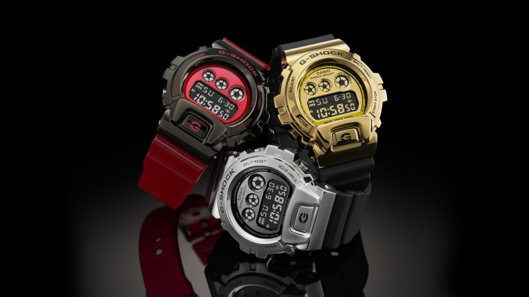Casio adds a new steel bezel collection to G-Shock's 6900 series