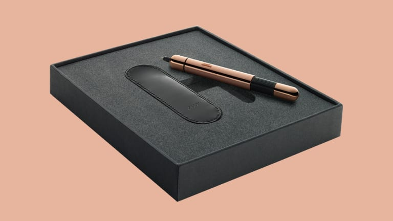 LAMY introduces a special edition of its pico Lx in rose gold
