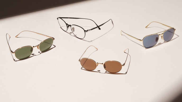 Persol heads to Japan for its new Titanium Collection