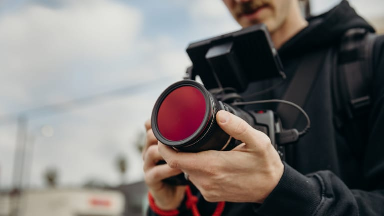 Moment introduces a trio of Pro Variable ND Filters for full-size cameras