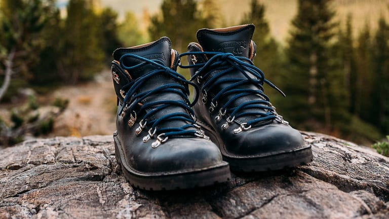 Danner and Westerlind introduce their alpine-inspired collection