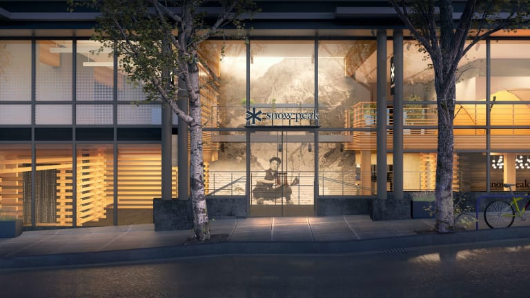 Snow Peak's new Portland flagship will be the ultimate tribute to the Japanese outdoor brand