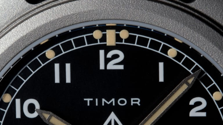 Timor celebrates its 75th anniversary with the release of the Heritage Field watch