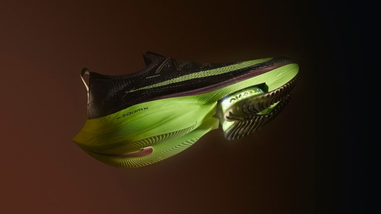 Nike reveals its latest marathon-ready technology in the Nike Air Zoom Alphafly NEXT%