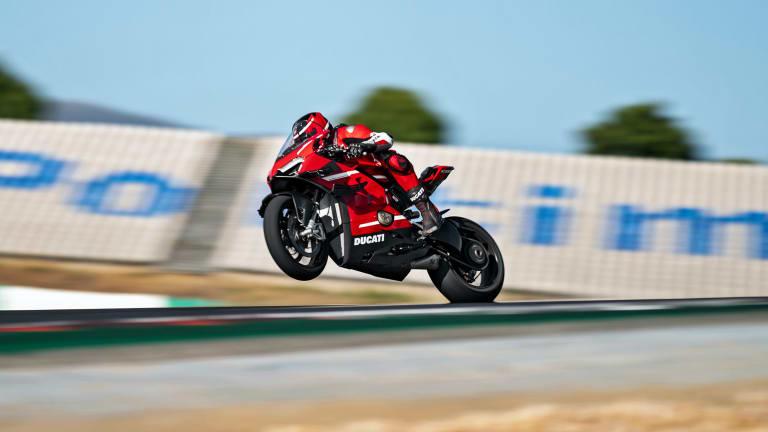 Ducati reveals its most powerful bike ever, the Superleggera V4
